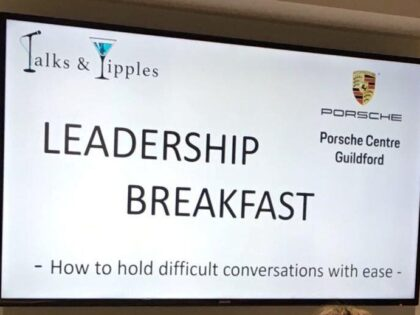 Leadership Breakfast Handling Difficult Conversations Screen