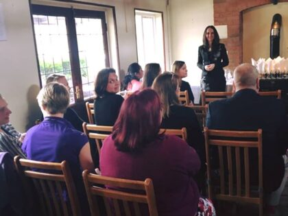 Motivational Business Speaker - Achieving Goals (April 2018)