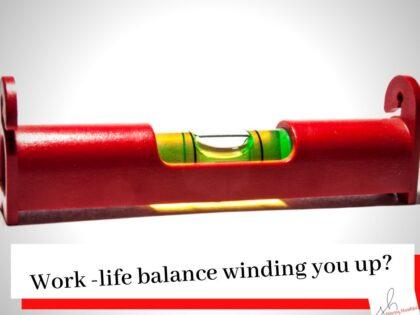 Balance tool - Work Life Balance