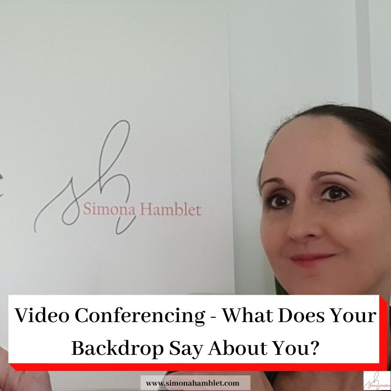 Video Conferencing - What Does Your Backdrop Say About You?