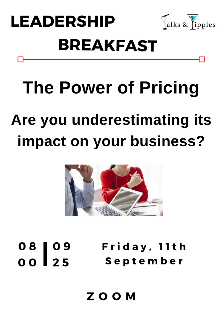 Leadership Breakfast - Guildford September 2020